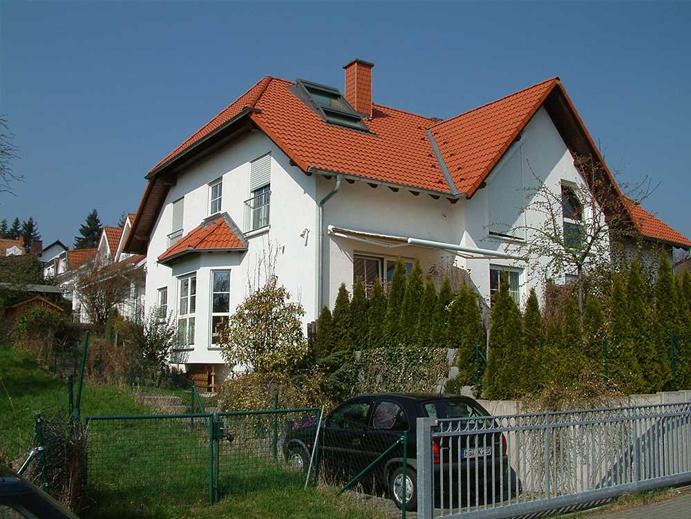 Doppelhäuser Kronberg