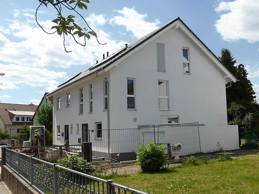 Doppelhäuser Schwalbach
