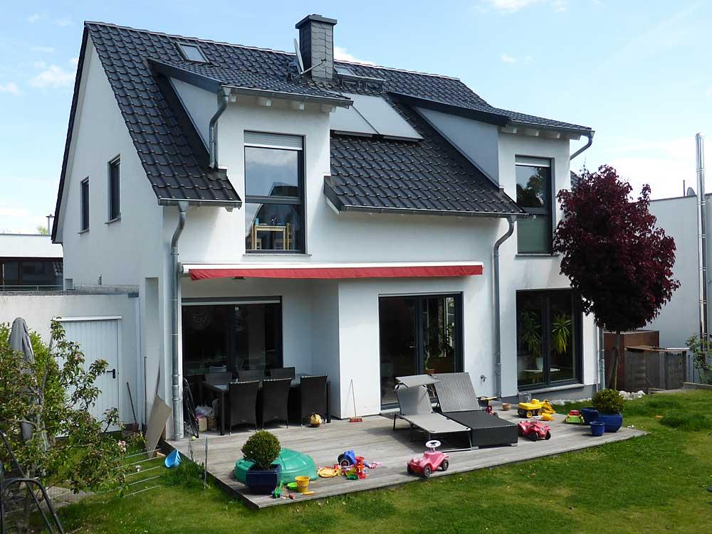 Einfamilienhaus Oberursel